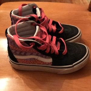 VANS Hightop Sneakers